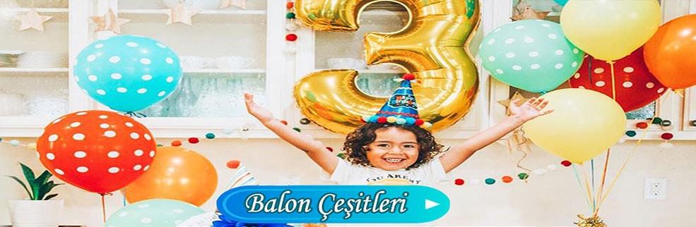 Balon Çeşitleri