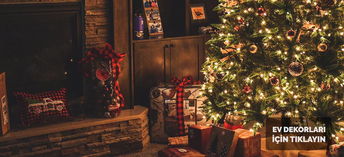 Yilbasi Dekorasyon Christmas