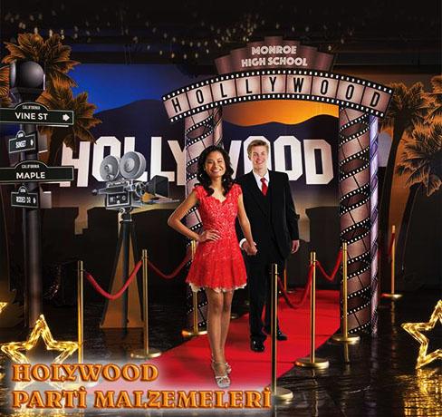 hollywood parti malzemeleri