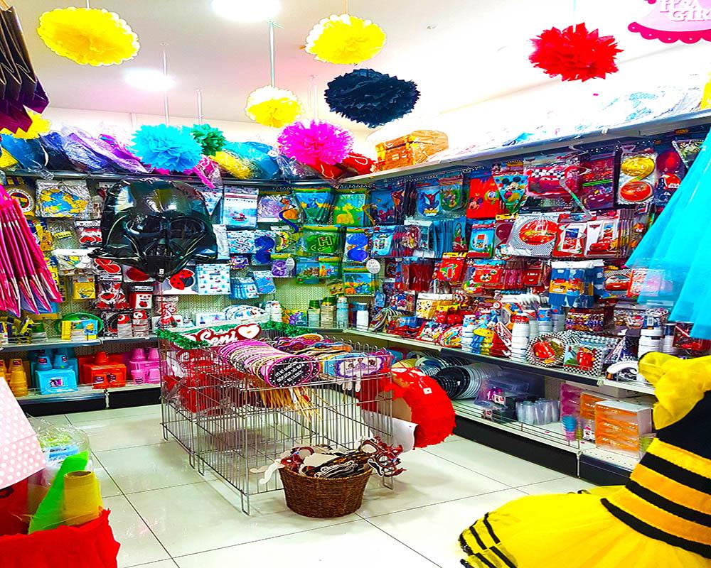 parti sepeti bakırköy mağazası