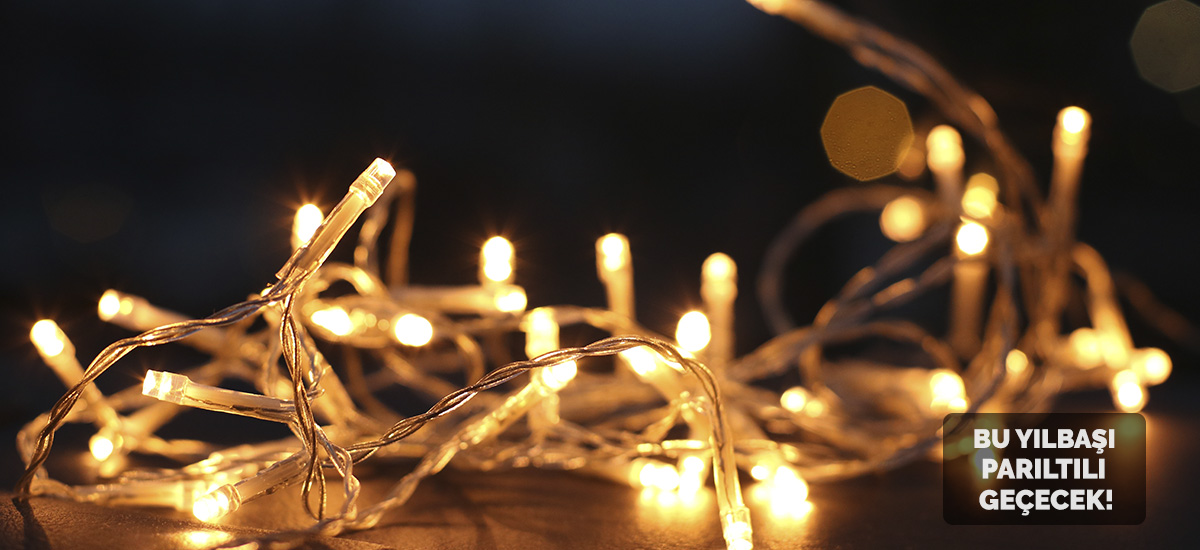 Yilbasi Isik Christmas