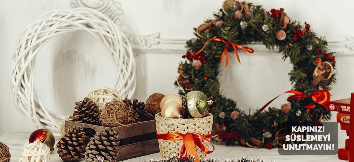 Yilbasi Kapi Susu Christmas