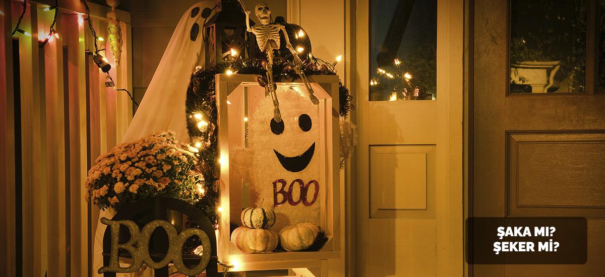 Halloween Cadilar Bayrami