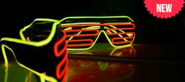 Neon Gözlük Glasses