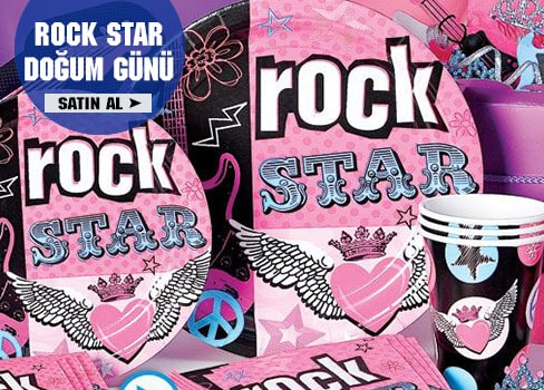 rock star dogum gunu