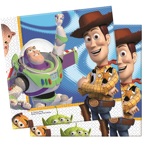 Toy Story Peçete
