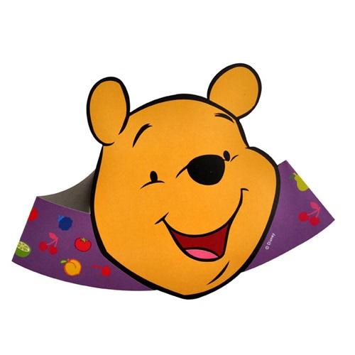 Winnie The Pooh Temalı Kafa Bandı
