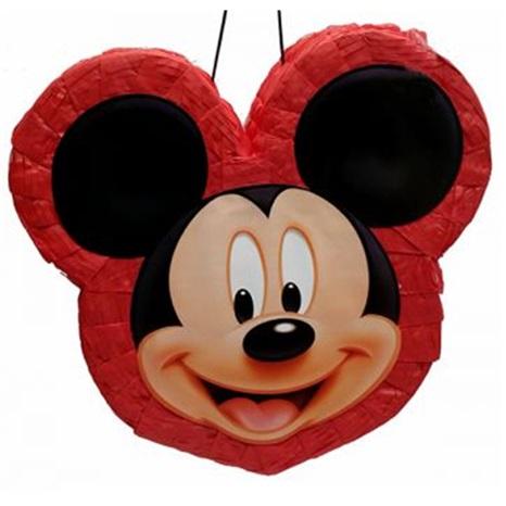 Mickey Temalı Pinyata + Sopası