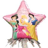 Prensesler Temalı Masa Orta Süsü