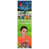 Kişiye Angry Birds Kitap Ayracı