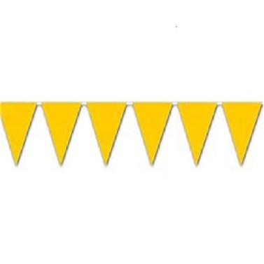 Sarı Lüks Bayrak