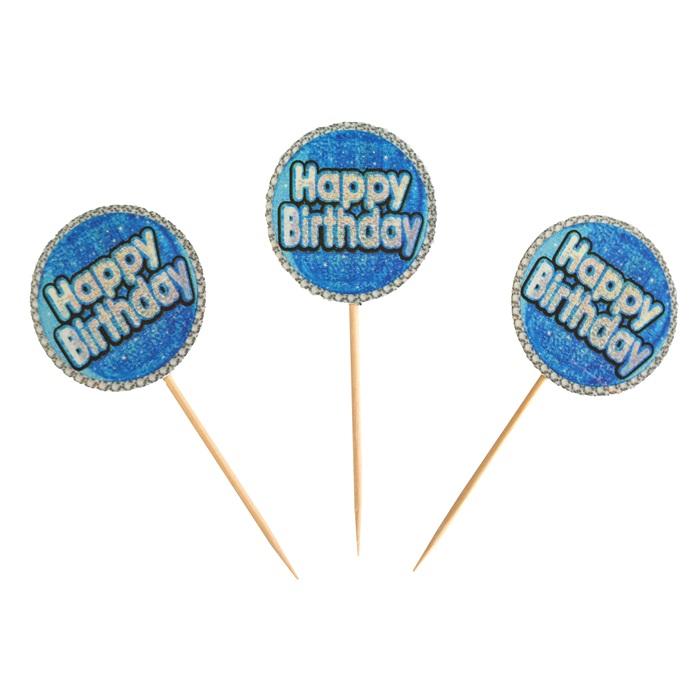 Happy Birthday Temalı Kürdan
