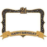 21 Yaş Temalı Gold Standart Çerçeve