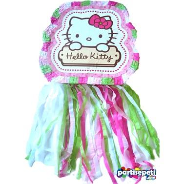 Hello Kitty Pinyata  + Sopası
