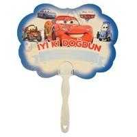 Cars Temalı Konuşma Balonu