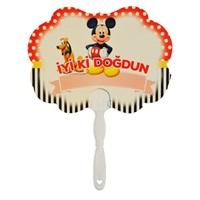 Konuşma Balonu Mickey Mouse Temalı