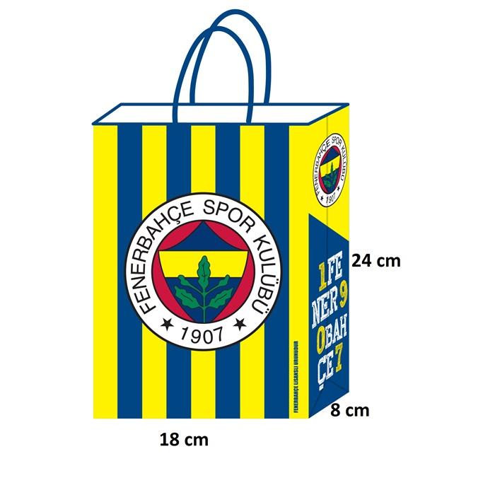 Fenerbahçe Temalı Parti Çantası