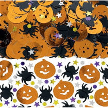 Cadılar Bayramı Halloween Masa Konfetisi