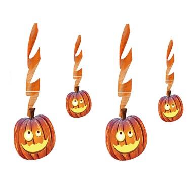 Cadılar Bayramı Halloween Bal Kabağı İP Süs