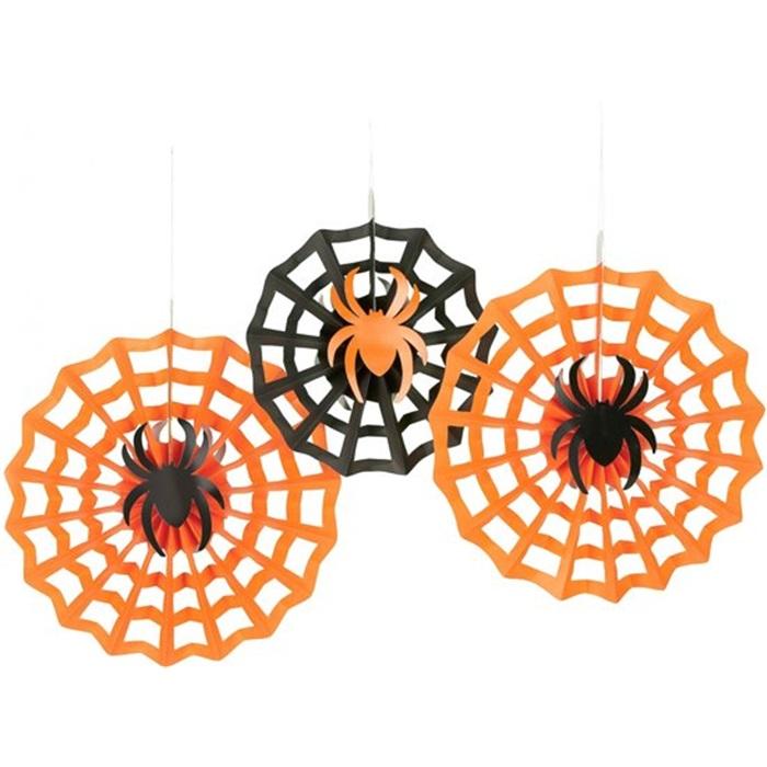 Cadılar Bayramı Halloween Dekor Çark Süs