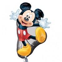 Mickey Mouse Temalı Büyük Folyo Balon