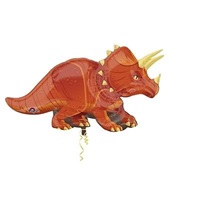 Triceratops Dinazor Temalı Folyo Balon