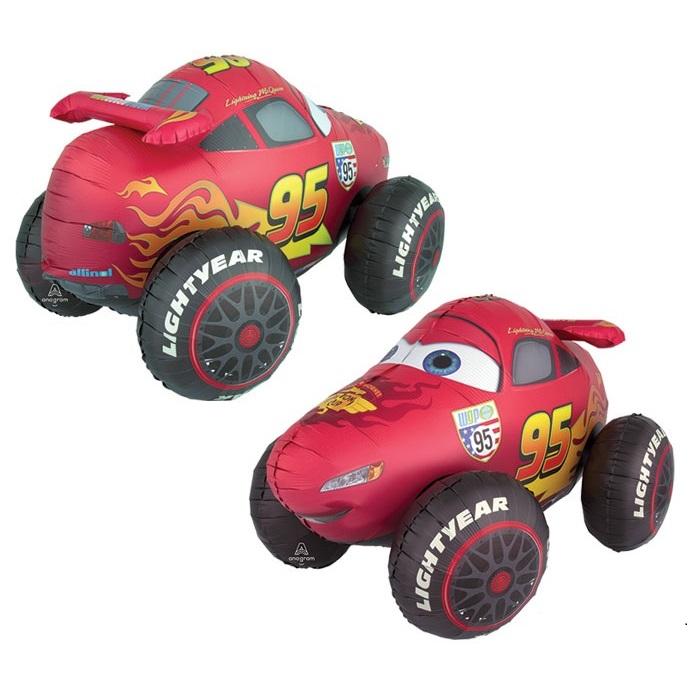 Cars Temalı Airwalkers Folyo Balon