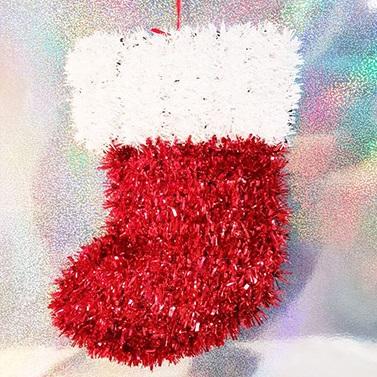 Yılbaşı Noel Çorap Kapı Süsü