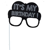 IT'S My Birthday Konuşma Balonu