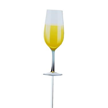 Şampanya Kadehi Konuşma Balonu