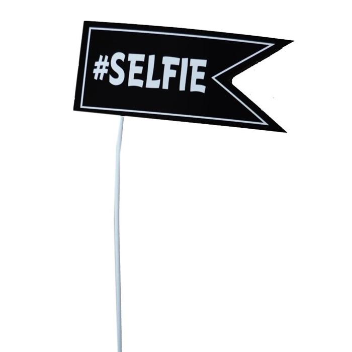 Konuşma Balonu Selfie