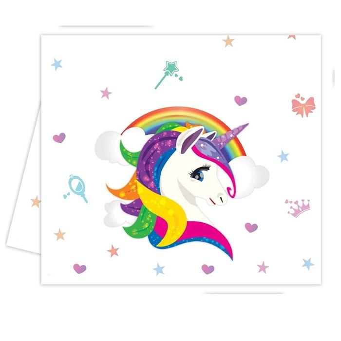 Unicorn Masa Örtüsü
