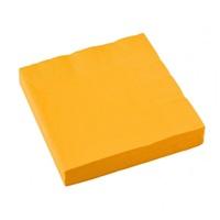 Sarı Renkli Kağıt Peçete
