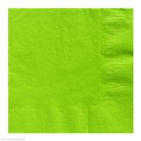 Fıstık Yeşili Renginde Kağıt Peçete