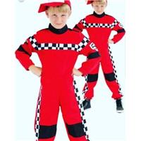 Formula F1 Arabalar Kostümü