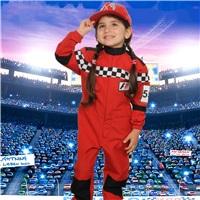 Arabalar F1 Formula Kız   Kostümü