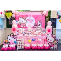 Hello kitty Parti seti