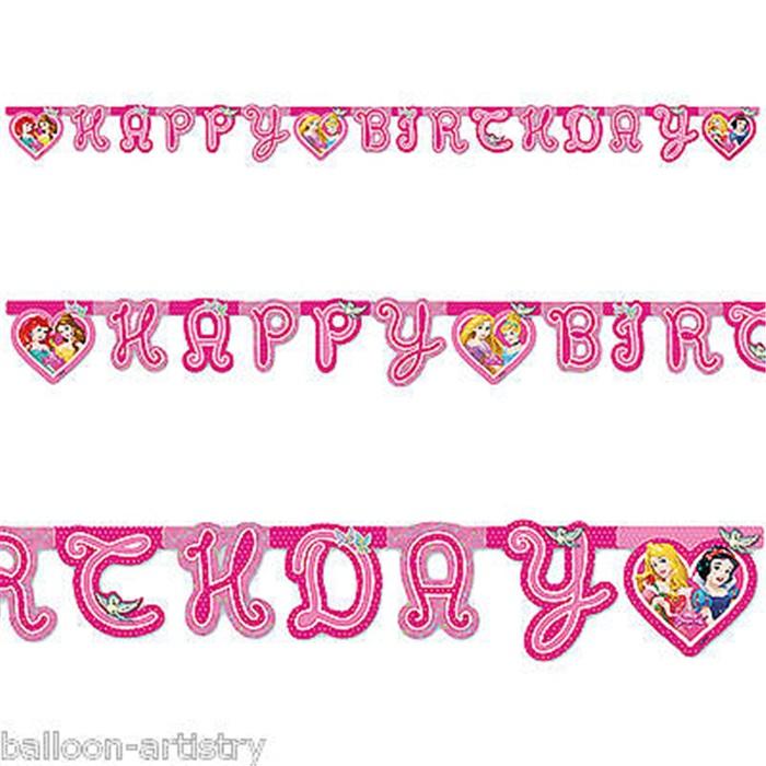 Prenses happy banner