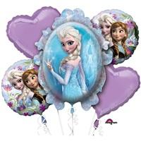 Frozen Folyo Balon Demeti