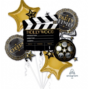 Hollywood Folyo Balon Demeti
