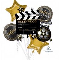 Hollywood Folyo Balon Demeti