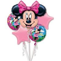 Minnie Mouse  Folyo Balon Demeti