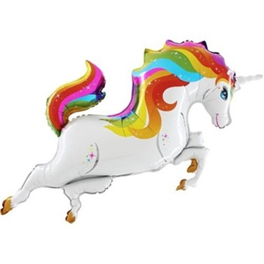 Unicorn Multi Folyo Balon 63 cm