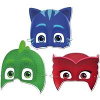 Pijamaskeliler Maske 6 Adet