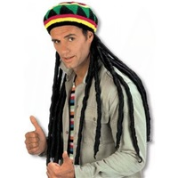 Bob Marley Peruk