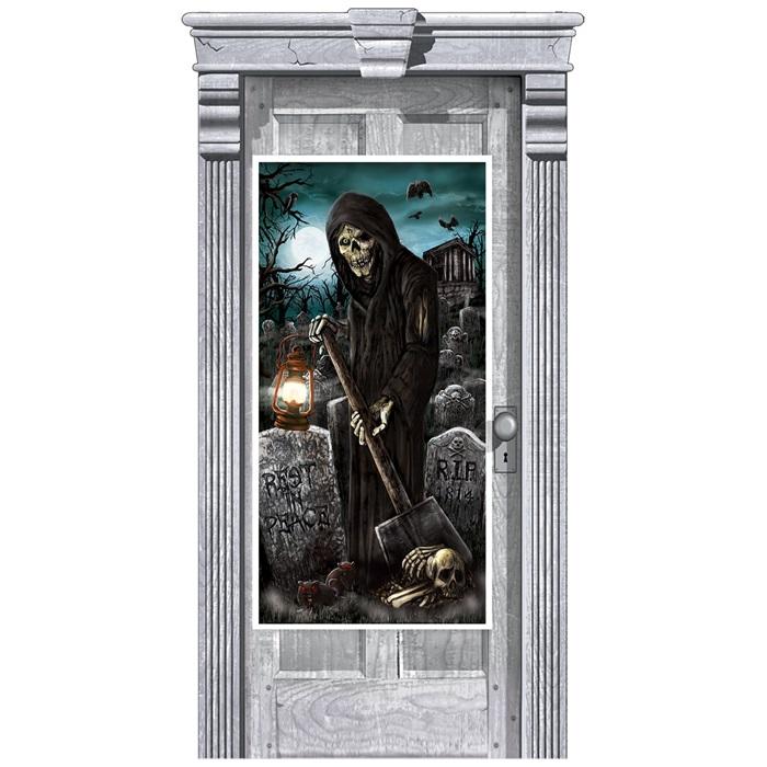 Cadılar Bayramı Halloowen Kapı Afişi
