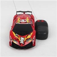 Şehrin Efendisi Yarış Arabası Uzaktan Kumandalı Oyuncak Kırmızı