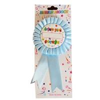 Doğum Günü Çocuğu Mavi Parti Rozeti