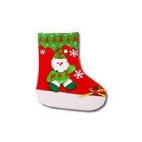 Yılbaşı Noel Çorap Lüks