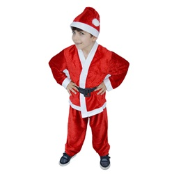Yılbaşı Noel Erkek Çocuk Kostüm